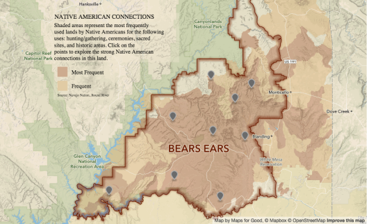 Bears Ears Proposal Plan